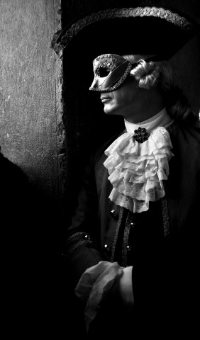Behind the Mask - Venice