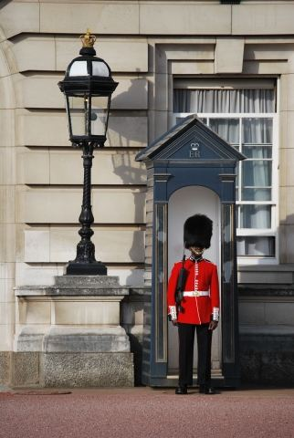 Guardia Buckingham Palace