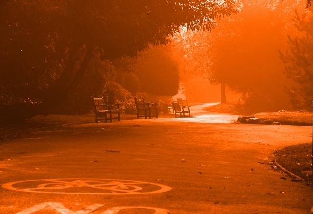 Dipingere le pareti di casa con le tonalit dell arancione - Dipingere la facciata di casa ...