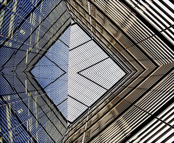 Foto e poster dell'interno di un grattacielo