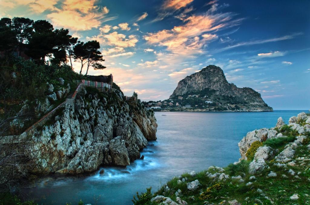 Stampe artistiche quadri e poster con mare montagna for Stampe paesaggi naturali