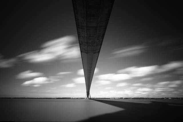 Tableau moderne et impression - Bridge to infinity