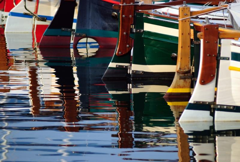 Stampe artistiche quadri e poster con barca barche for Arredo barche