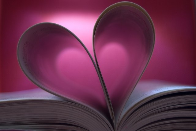 Love in book
