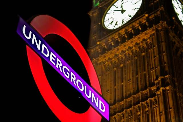 The Underground in London