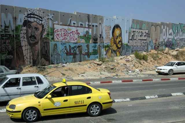 ART@GAZA-WALL