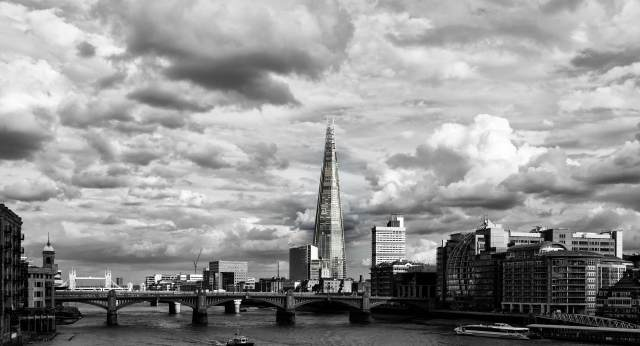 Quadro design e stampa artistica online - The Shard, London