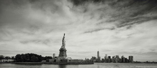 Quadro design, stampa artistica e poster online - Lady of Liberty