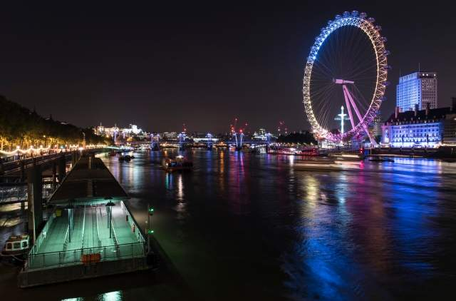 Londra by night