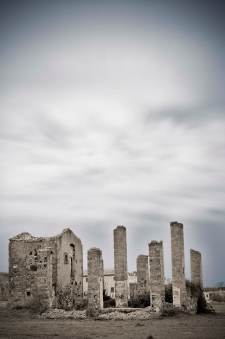 Old Italy- Ruins around Appia