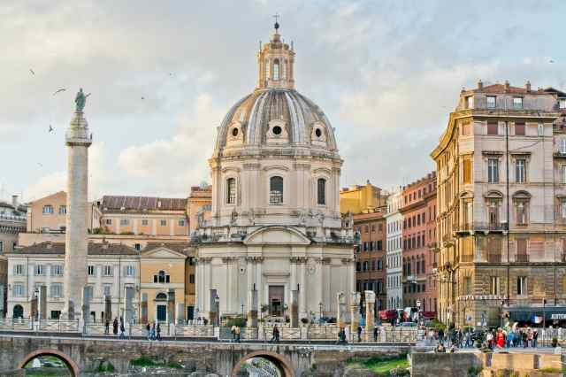 Ancient and Modern Rome