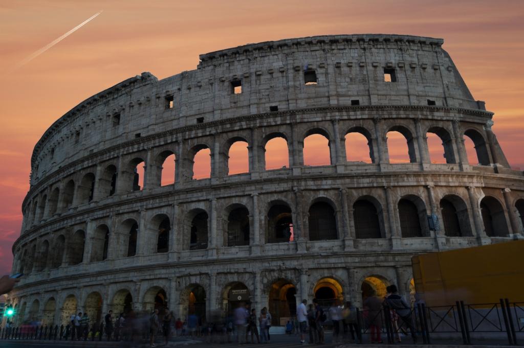 Stampe artistiche quadri e poster con aereo antico for Colosseo da colorare