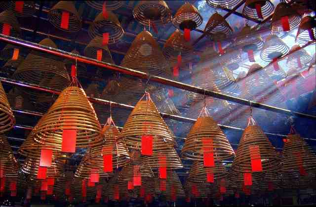 incense coils