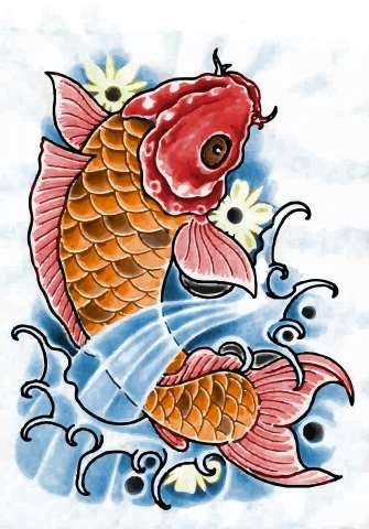 Vendita poster online quadri design stampe artistiche for Vendita koi online