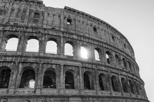 Modern print - Il colosseo