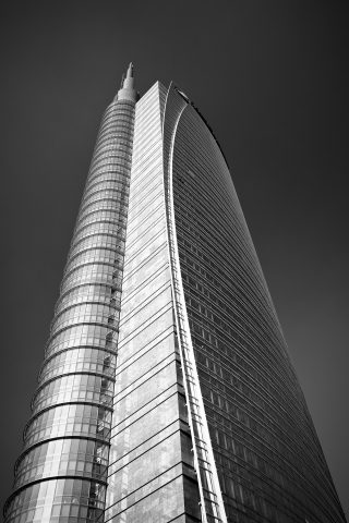 Quadro design e stampa artistica online - Unicredit Tower