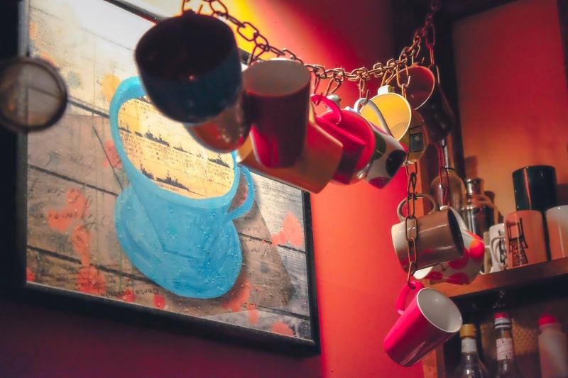 Stampe Moderne Cucina : Stampe artistiche quadri e poster con break buongiorno caffe
