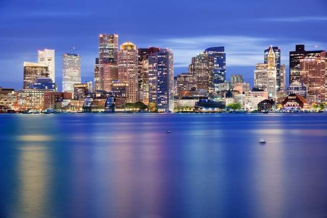 Quadro design e stampa artistica online - Boston Downtown
