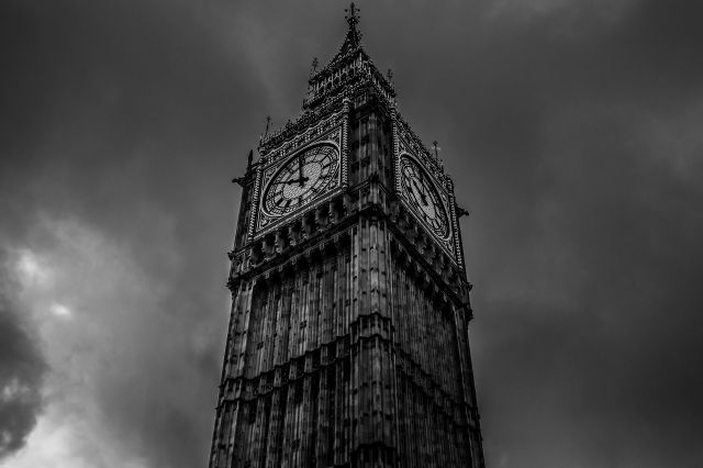 Quadro moderno e stampa - Big Ben London