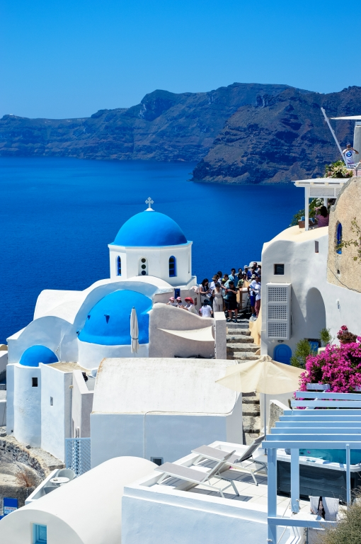 Stampe artistiche quadri e poster con bianco blu for Disegni di paesaggi di mare