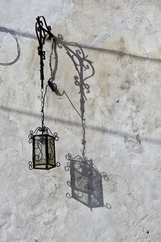 The Old Lamp
