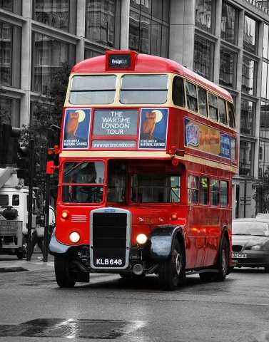 Double Decker a Londra