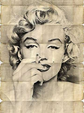 Marilyn Monroe phenomena