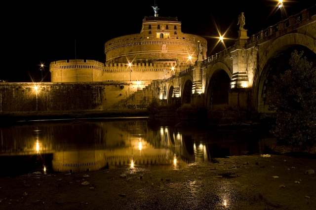 Castel Sant' Angelo in Roma