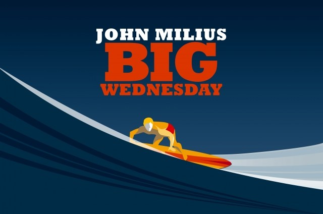 big wednesday  – ILLUSTRAZIONE ISPIRATA AL FILM