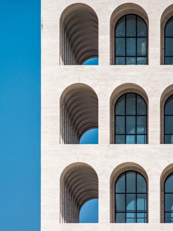 Stampe artistiche quadri e poster con architettura citt for Minimal architettura