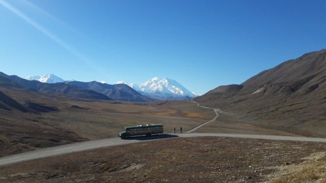 Alaska, Denali National Park