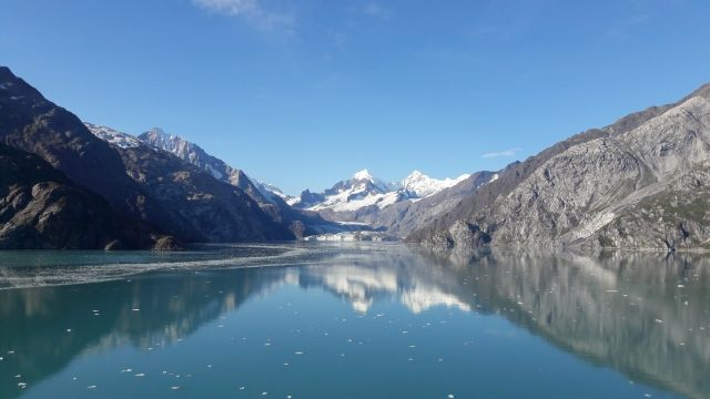 Alaska, Glacier Bay  National Park
