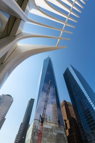 Quadro moderno e stampa - One World Observatory - Manhattan - New York