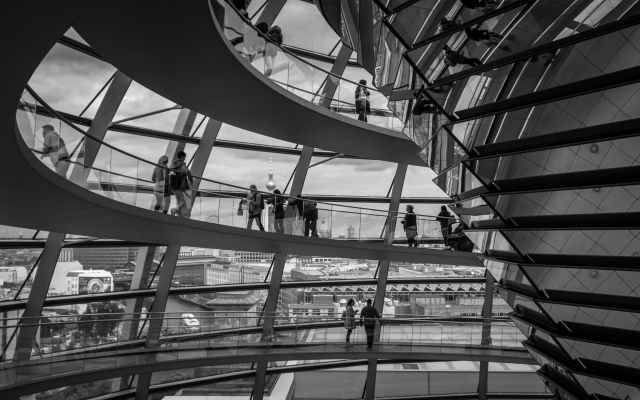 Reichstag Dome, Berlin #6