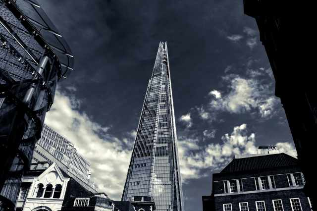 Quadro moderno e stampa - Londra - The shard